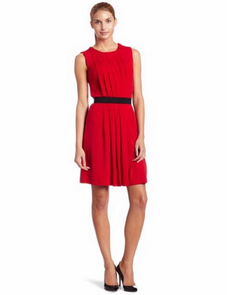 Rote designer kleider