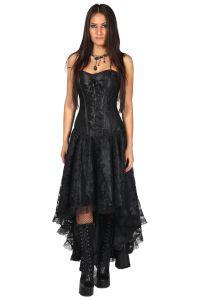 Gothic kleidung schwarz