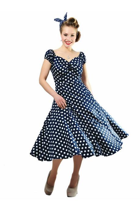 Blaues Kleid Weißes Kleid