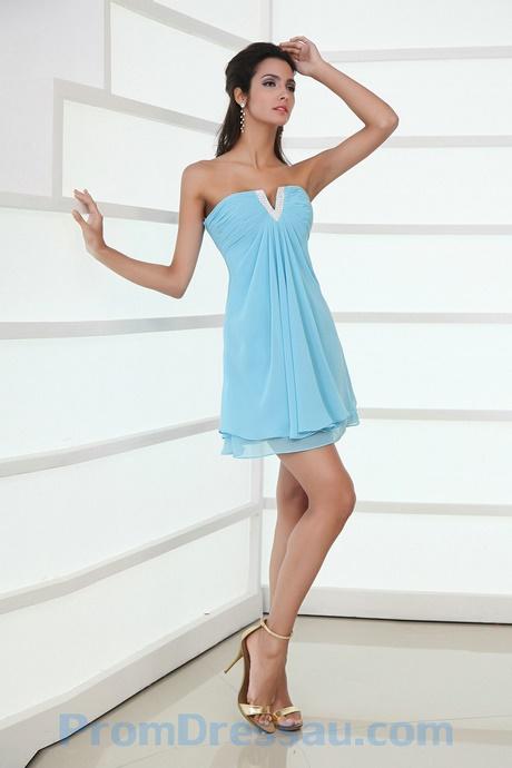 Elegante kurze kleider hochzeit