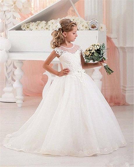 Hochzeit mädchen kleider