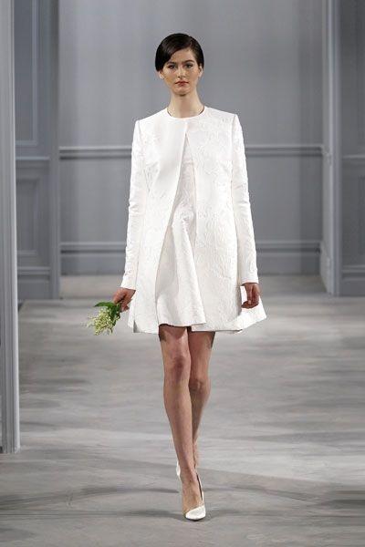 Hochzeitskleid im standesamt