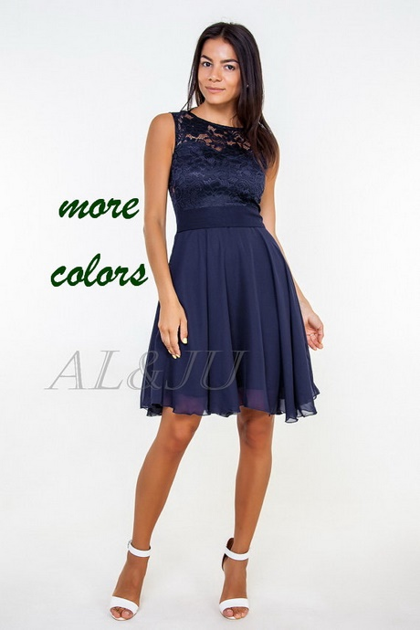 dunkelblaues kleid zur hochzeit stylische kleider f r jeden tag. Black Bedroom Furniture Sets. Home Design Ideas