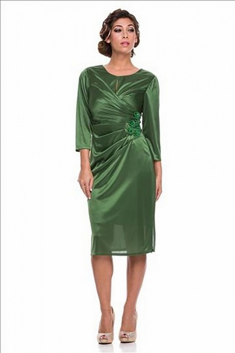 Kleid langarm festlich