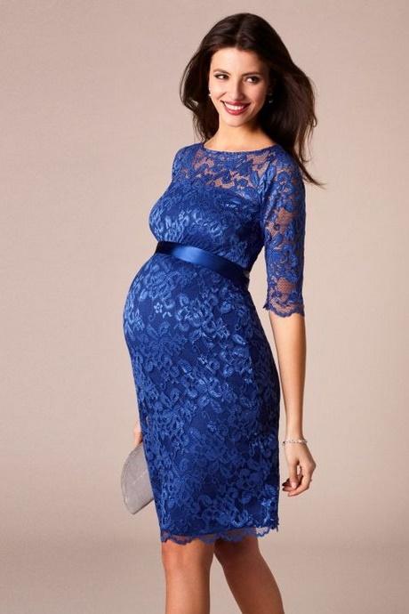 Kleid royalblau kurz