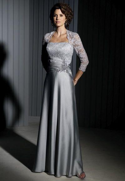 Kleider F 252 R Silberhochzeit