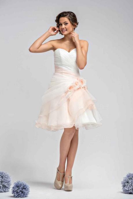 Standesamt kleid rosa