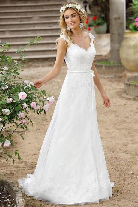 Romantische Weiße Kleider | Kleid & Kleidung