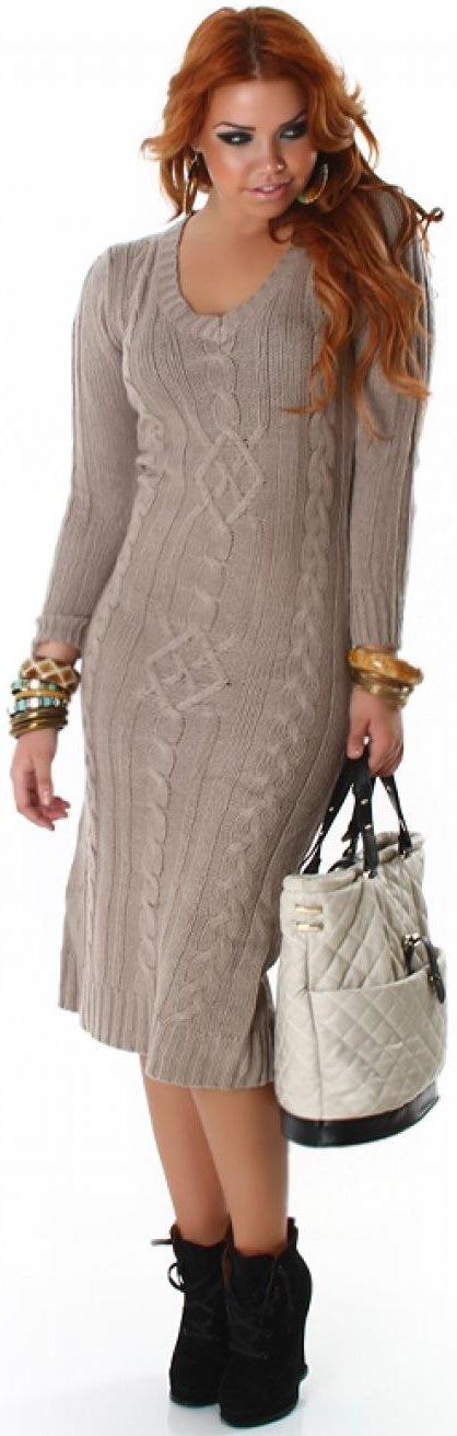 Winterkleid damen