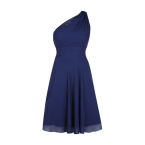 Abendkleid one shoulder