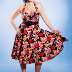 Pin up kleid