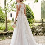 Brautkleid trends 2018
