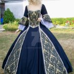 Barock dress