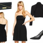 Party outfit kleid
